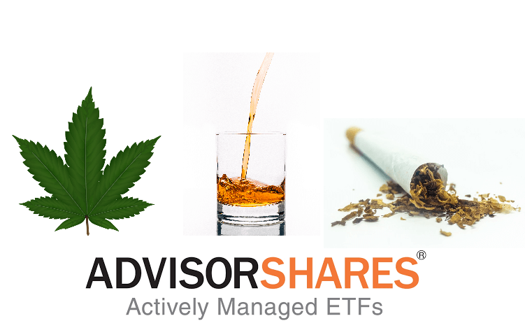 AdvisorShares Launches Vice ETF with Cannabis Holdings (ACT)