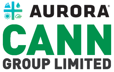 aurora cannabis and cann group limited investment